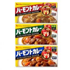 바몬드 고체카레 230g(단맛/중간맛/매운맛)