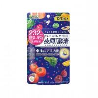 이쁘고 슬림한 다이어트 야간 효소 + 4종 아미노산  120정