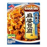 Cook Do 간편요리 광둥식 마파 두부 3-4인분